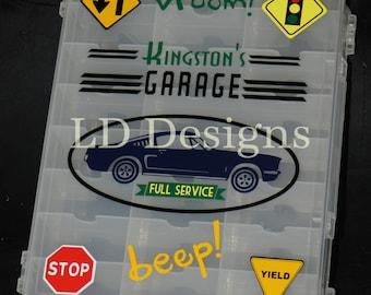 Hot Wheels/Matchbox Car Organizer