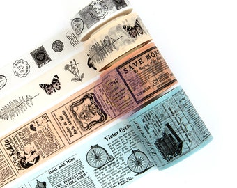 PTJ Vintage Collection- Decorative Tape