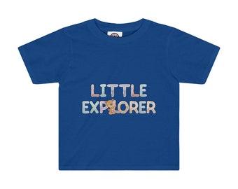 Little Explorer Kids Tee
