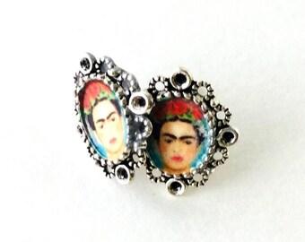 Frida Mini Stud Earrings