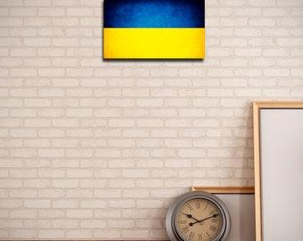 Original Ukraine Flag