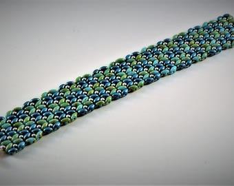 Sea Spray Butterfly Bracelet