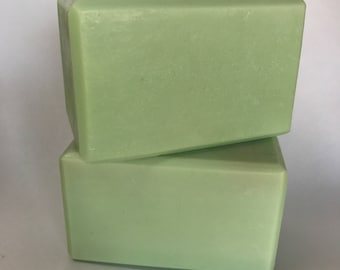 Pear Soap with Mango Butter
