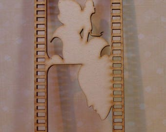 film 121 special fairy wooden for scrapbooking