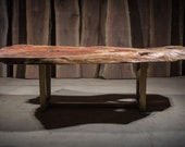 Figured Redwood Table...
