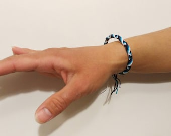 Peace, Tranquility and Protection Bracelet Handcrafted for energy
