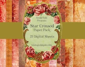 Star Crossed Paper Pack