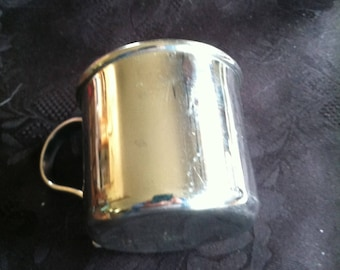 Oneida Stainless Baby Cup