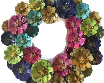 Flowery Wreath