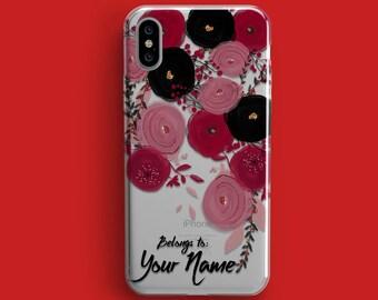 Flower iPhone Cases iPhone X iPhone 8 Plus iPhone 8 iPhone 7 Plus iPhone 7 iPhone 6