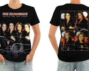 THE RUNAWAYS waitin' for the night shirt all sizes