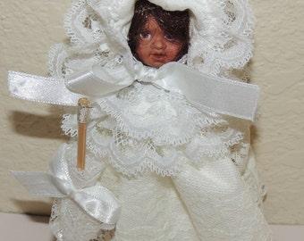 Kurts S Adler Black Jocelyn Mastrom Doll