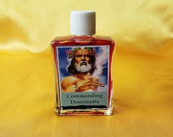 Commanding perfume