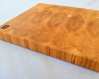 Oak End Grain Cutting Board