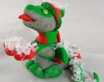 JoJo Snow the Winter Dragon