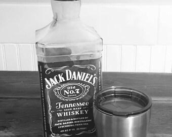 Jack Daniels 10oz Lowball Tumbler