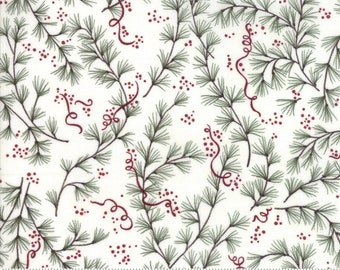 Once Upon A Memory Snow 6732 11 by Holly Taylor for Moda Fabrics