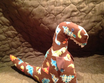 Stuffed Dinosaur