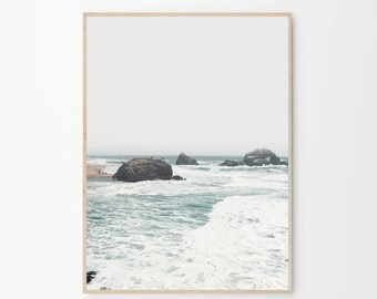 Coastal Print,Ocean Print,Ocean Wall Art,Coasteal Decor,Large Wall Art,Prints,Art,Poster,Giclee Print,Coastal Poster,Coastal Decor,Ocean Art