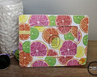 Bright Fun Citrus Themed Frame