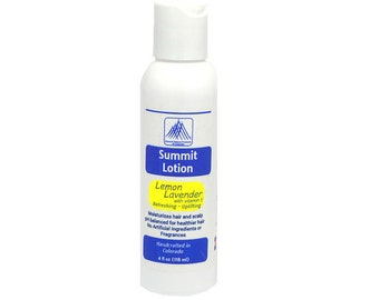 Lemon-Lavender Moisturizing Lotion 4 oz