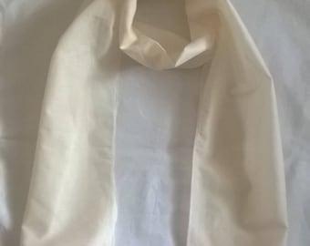 GOTS Certified Organic cotton Foulard/scarf