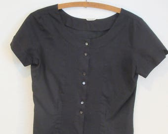 LBB (Little Black Blouse)