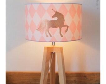 UNICORN tripod lamp