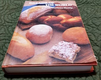 Breads of the World by Mariana Honig 1970