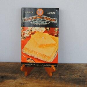 Vintage Gold Medal Flour Jubilee Recipes
