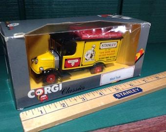 Stanley SW vintage toy truck by Corgi