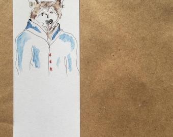 Bookmark Wolfman
