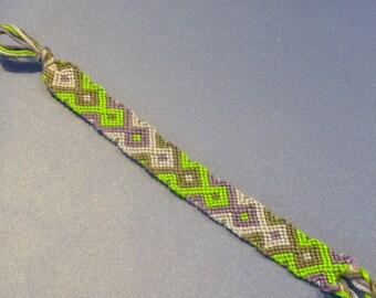 Tribal Arrow Bracelet (wide)