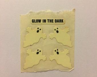 Ghost Sandylion Glow In The Dark Sticker