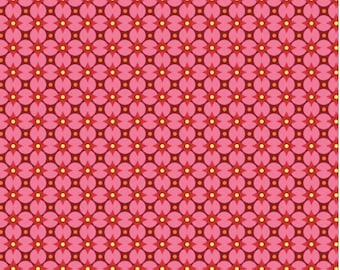Paisley Wonder  - Oasis Fabric - Paisley Wonder 60-10902 -Cotton Fabric - Quilting Fabric- Red fabric