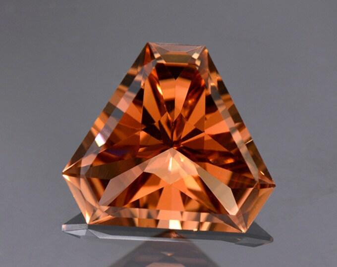 FLASH SALE! Fabulous Custom Orange Tourmaline Gemstone From Nigeria 3.00 cts
