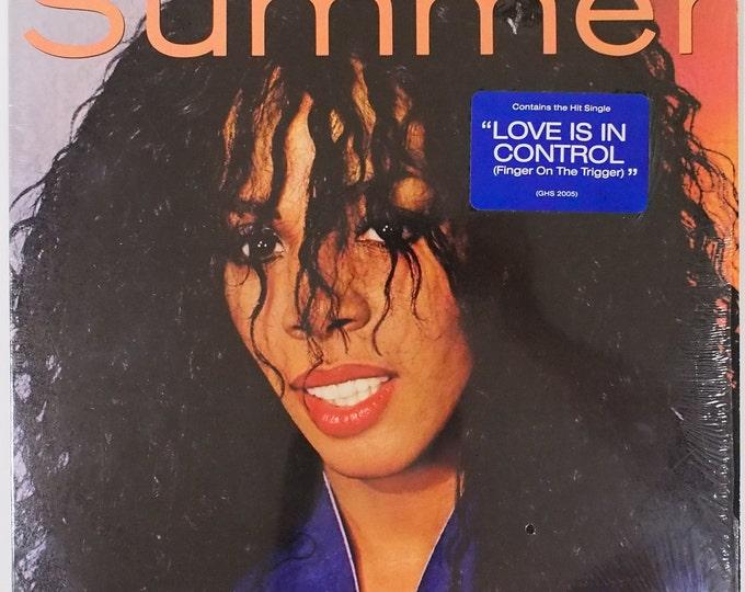 "Featured listing image: Donna Summer - ""Donna Summer"" vinyl"