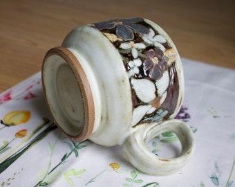 Hidden Cuttlefish And Flowers Mug