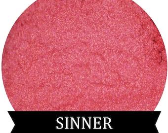 SINNER Cool Pink Eyeshadow