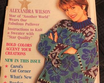 Workbasket Magazine - March 1991