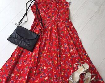 Working girl 80's black handbag