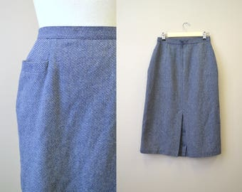 1980s College Town Skirt