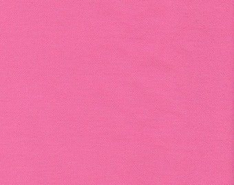 """Snap Pink Duck Cloth 60"""" Wide By The Yard 9.3 oz"""