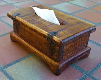 Handkerchief box, napkin
