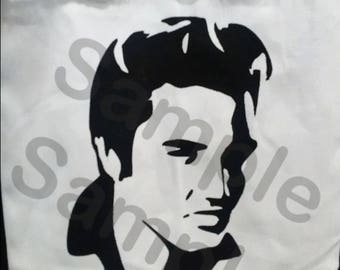 PNG And SVG 3 Piece Elvis Collection Cuting Files For Cricut Design Space Silhouette Studio