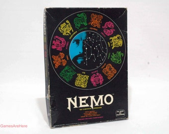 Nemo the Clairvoyant Astrologer from Lakeside Industries 1969