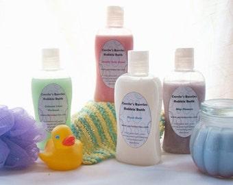 Super Bubbles Bubble Bath--8 oz bottle--Safe and Gentle Formula--