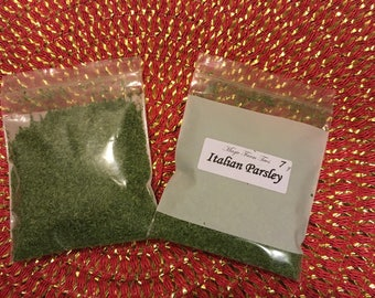 Parsley, Italian - Dried Herb 1/4oz