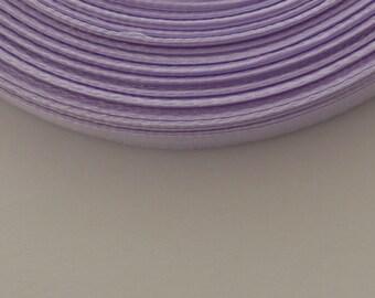 25 m width 10mm Lavender satin ribbon