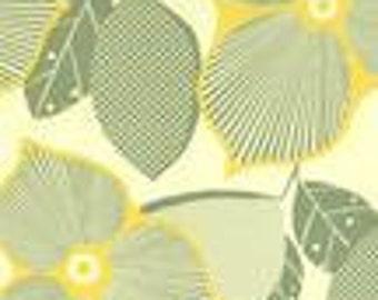 1 Yard Leinen Optik Blossom Stoff von Amy Butler